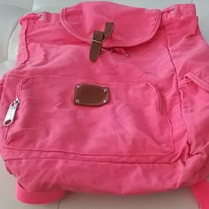 VS PINK Extra Large Back Pack